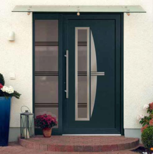 Haustüren mit seitenteil links  Haustüren mit Seitenteil kaufen